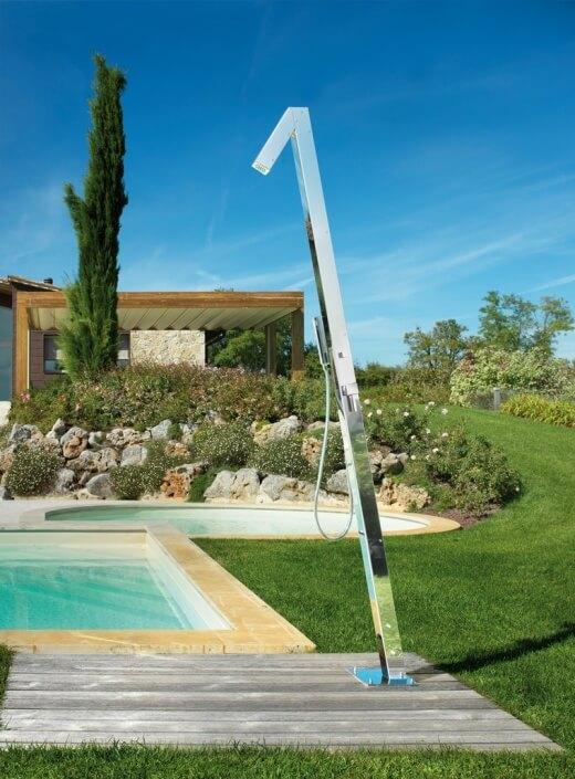 Gartendusche ZENIT Q70 MIX EXTRA von Fontealta
