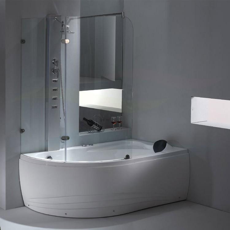 Whirlpool Dusche Kombination - 2 in 1 - Wellness-Ratgeber